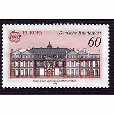 Buy Germany Hinged ng Scott #1601 Catalog Value $1.35