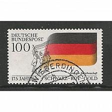 Buy German Used Scott #1603 Catalog Value $.60