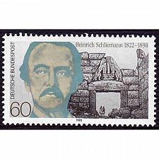 Buy German MNH Scott #1615 Catalog Value $1.25