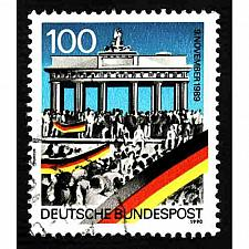 Buy German Used Scott #1618 Catalog Value $.70