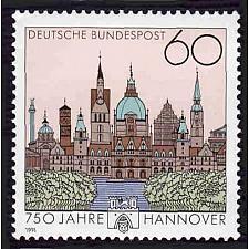 Buy German MNH Scott #1621 Catalog Value $1.25