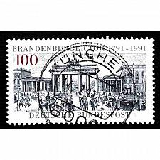 Buy German Used Scott #1622 Catalog Value $.45