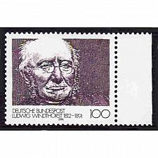 Buy German MNH Scott #1628 Catalog Value $1.40