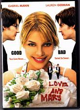 Buy Love and Mary DVD 2008 - Very Good