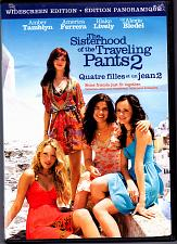 Buy The Sisterhood of the Traveling Pants 2 DVD 2008 - Very Good