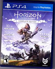 Buy Horizon - Zero Dawn -- Sony PlayStation 4, 2017 Video Game - Like New