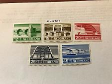 Buy Netherlands Summer bridges mnh 1968