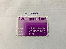 Buy Netherlands National census 1971 mnh