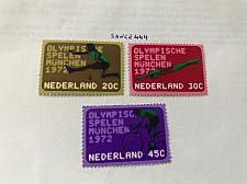Buy Netherlands Olympic games Munich mnh 1972