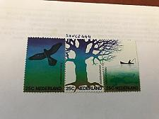 Buy Netherlands Environment strip mnh 1974
