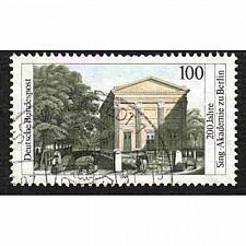 Buy German Used Scott #1636 Catalog Value $.60