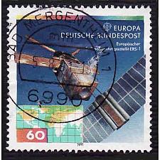 Buy German Used Scott #1642 Catalog Value $.40