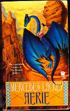Buy Aerie (The Dragon Jousters, Book 4) by Mercedes Lackey Paperback Book - Very Good