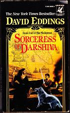 Buy Sorceress of Darshiva (The Malloreon, Bk 4) by David Eddings 1990 Paperback Book - Ve