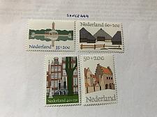 Buy Netherlands Architecture mnh 1975
