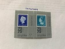 Buy Netherlands Amphilex pair mnh 1976