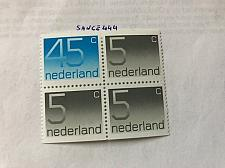 Buy Netherlands Numeral 45c+5c block mnh 1976 SPECIAL FEBRUARY : 50% off on Aland and And