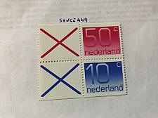 Buy Netherlands Numeral 50c+10c mnh 1976