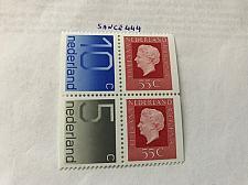 Buy Netherlands Queen Juliana 55c and 5+10c block mnh 1976