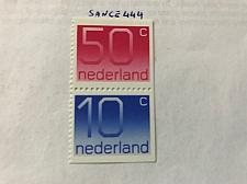 Buy Netherlands Numeral 50c and 10c duo mnh 1976