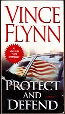 Buy Protect and Defend by Vince Flynn (Mitch Rapp #8) 2008 Paperback Book - Very Good