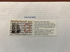 Buy Netherlands Delft bible mnh 1977