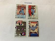 Buy Netherlands Child welfare mnh 1977