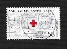 Buy German Used Scott #2725 Catalog Value $.75