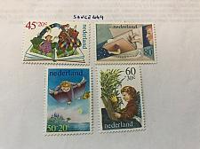 Buy Netherlands Child welfare mnh 1980