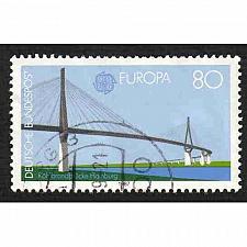 Buy German Used Scott #1506 Catalog Value $.35