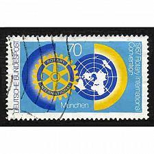 Buy German Used Scott #1511 Catalog Value $.45