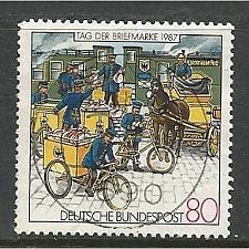 Buy German Used Scott #1515 Catalog Value $.85