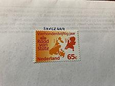 Buy Netherlands National council mnh 1981