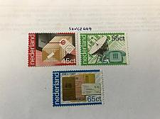 Buy Netherlands Postal and Telegraph services mnh 1981