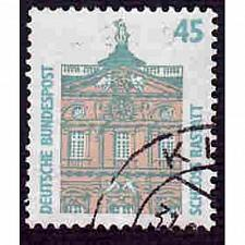 Buy German Used Scott #1523 Catalog Value $.40