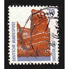 Buy German Used Scott #1527 Catalog Value $.30