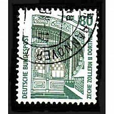 Buy German Used Scott #1528 Catalog Value $.25