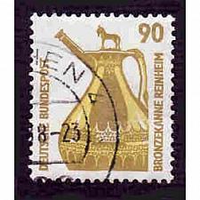 Buy German Used Scott #1529 Catalog Value $2.00