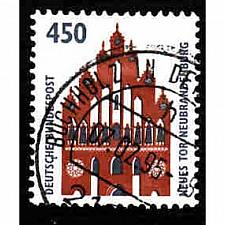 Buy German Used Scott #1539 Catalog Value $1.20