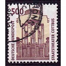 Buy German Used Scott #1540 Catalog Value $1.40