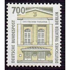Buy Germany Hinged ng Scott #1540A Catalog Value $5.45
