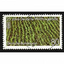 Buy German Used Scott #1543 Catalog Value $.45