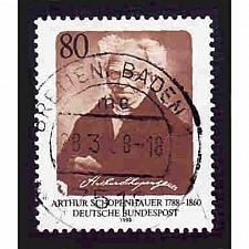 Buy German Used Scott #1549 Catalog Value $.45