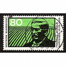 Buy German Used Scott #1550 Catalog Value $.45