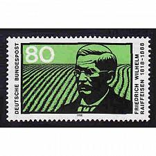 Buy German MNH Scott #1550 Catalog Value $1.60