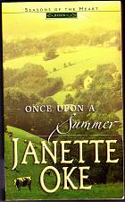 Buy Once upon a Summer by Janette Oke 2002 Paperback Book - Very Good