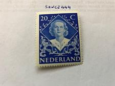 Buy Netherlands Queen Juliana coronation 20c mnh 1948