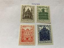 Buy Netherlands Architectural heritage mnh 1948