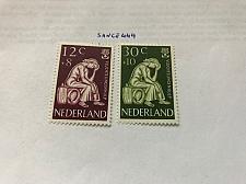 Buy Netherlands Refugees mnh 1960 stamps