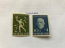 Buy Netherlands Air fund mnh 1954 stamps